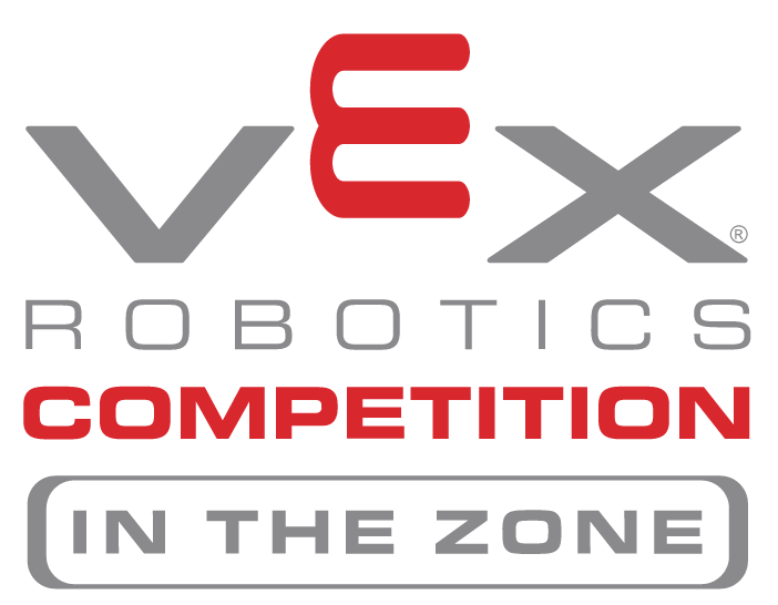 Warm up to Spring VRC In the Zone: A National Robotics Week event logo